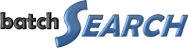 batchSEARCH Logo